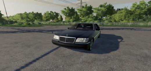 Photo of FS19 – Mercedes-Benz W140 V2
