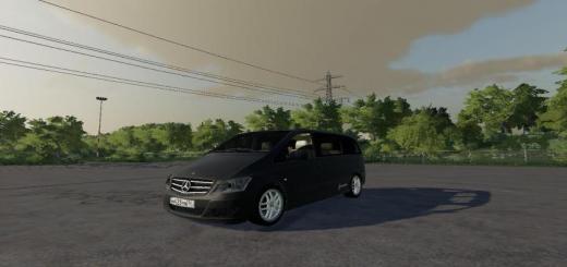 Photo of FS19 – Mercedes Viano V6 V1