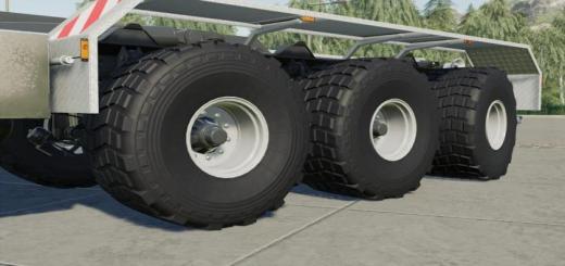 Photo of FS19 – Michelin Xs (Prefab) V1