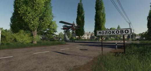 Photo of FS19 – Molokovo Village Map V2.0.1