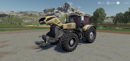 Photo of FS19 – Mtz 3522 Tractor V1.1
