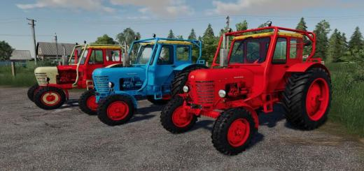 Photo of FS19 – Mtz-50 Tractor V1.2.2