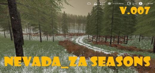 Photo of FS19 – Nevada Za Seasons Edition V007