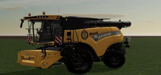 Photo of FS19 – New Holland Cr1090 Blunk Edition V1.0.0.1