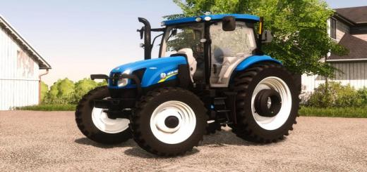 Photo of FS19 – New Holland T6 2012 V1