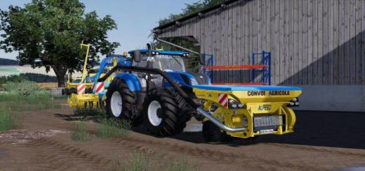 Photo of FS19 – New Holland T7 Swb V1