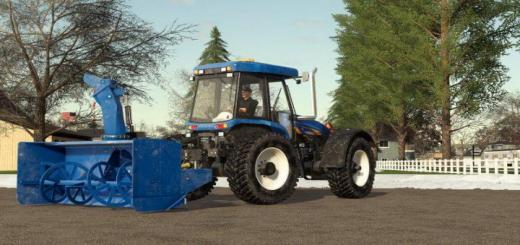 Photo of FS19 – Normand Snow Blower V1