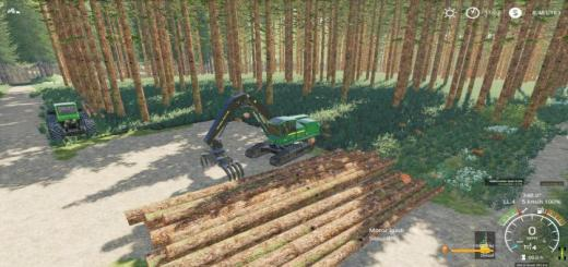 Photo of FS19 – Pacific Northwest Logging Edition V1