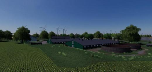 Photo of FS19 – Pellworm 2K19 Map V1.1.0.1