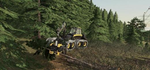 Photo of FS19 – Ponsse Bear V1