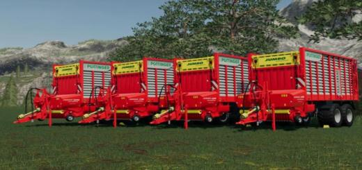 Photo of FS19 – Pottinger Jumbo Combiline V1