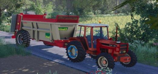 Photo of FS19 – Renault 1181-4 Tractor