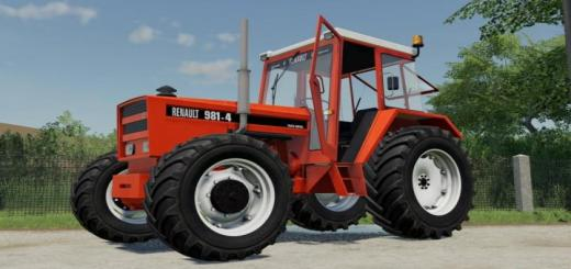 Photo of FS19 – Renault 981-4 Tractor V1