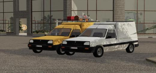 Photo of FS19 – Renault Express V2