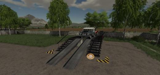 Photo of FS19 – Repair Ramp With Trigger V1
