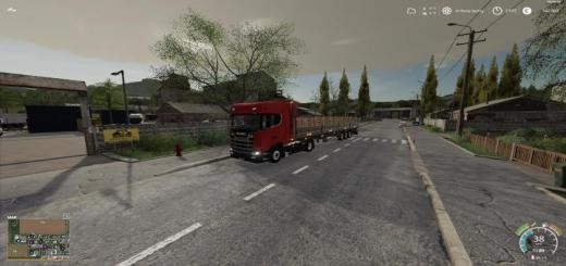 Photo of FS19 – Scania S580 Truck V1
