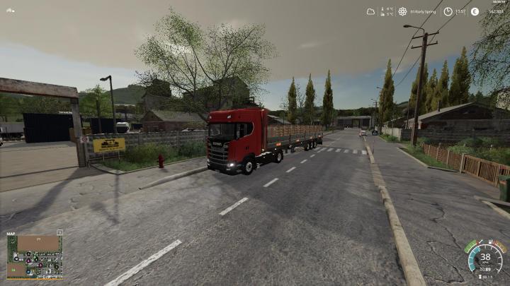 FS19 - Scania S580 Truck V1