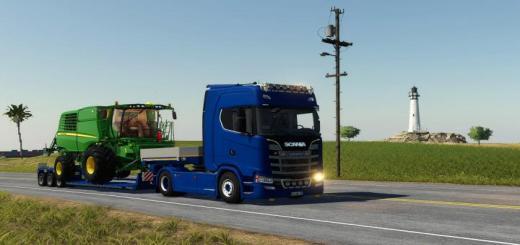 Photo of FS19 – Scania S580 V8 V2