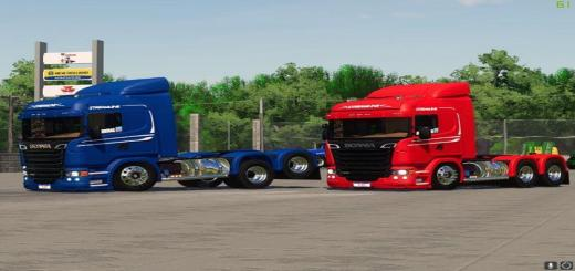 Photo of FS19 – Scania Streamline Especial 3K Afbr V1