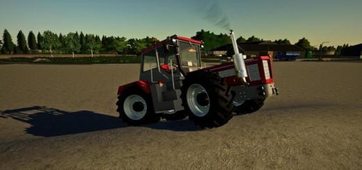 Photo of FS19 – Schluter Super 2500/3500 Tractor V2