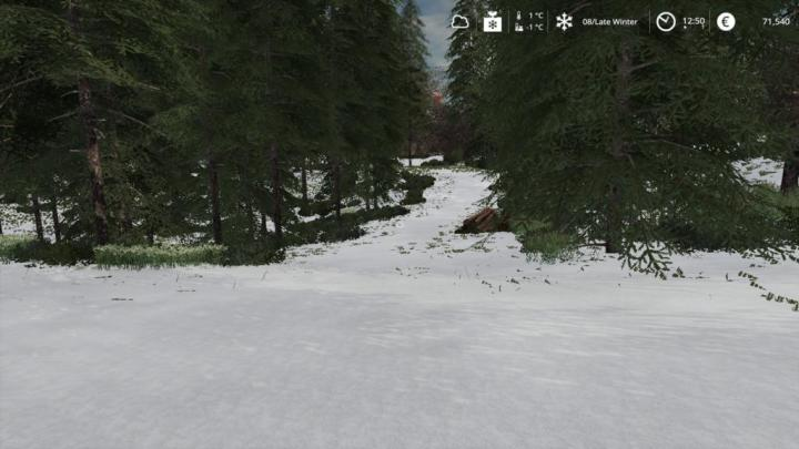 FS19 - Seasons Geo: Bavaria V1.2