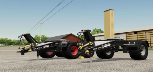 Photo of FS19 – Siga Uno Pack V1.1