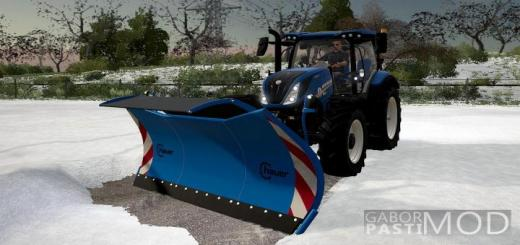 Photo of FS19 – Snow Pack With Optional Parts V1.0.2