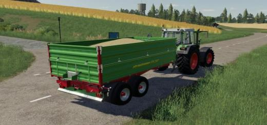 Photo of FS19 – Strautmann Stk 1302 Trailer V1
