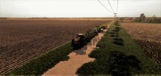 Photo of FS19 – The Delta With Rice Working Beta