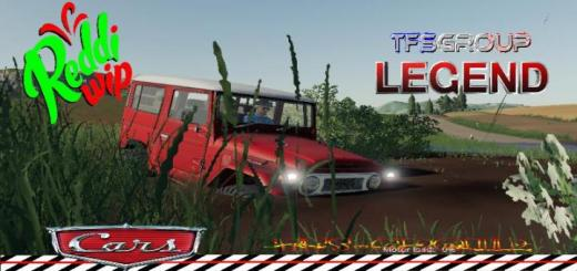Photo of FS19 – Toyota Land Cruiser  Fj40 V1