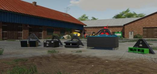 Photo of FS19 – Tractor Triangle Pack V1.3