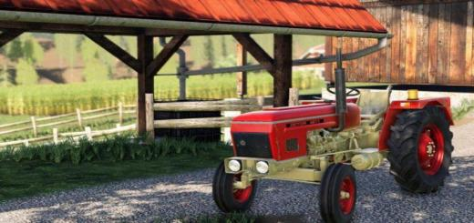 Photo of FS19 – Udim Zetor 4911 V1