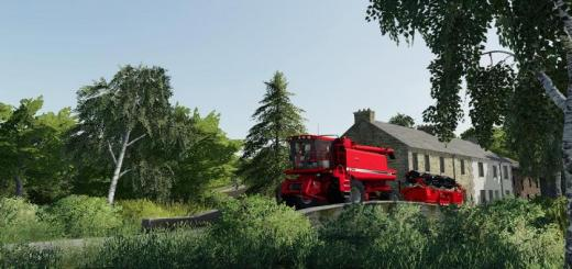Photo of FS19 – Un Air Daveyron Map V2
