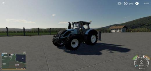 Photo of FS19 – Valtra S Series Bavaria Edition V1.1