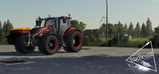 Photo of FS19 – Valtra T Series V1