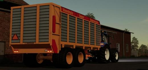 Photo of FS19 – Veenhuis Vsw 2040 Trailer V1