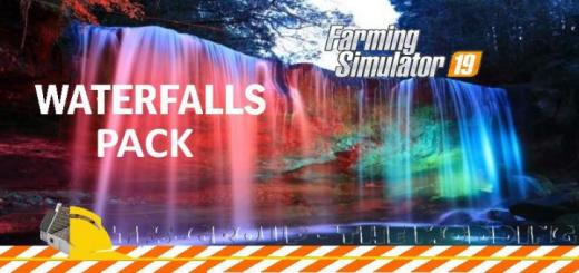 Photo of FS19 – Waterfall Pack V1