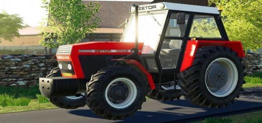 Photo of FS19 – Zetor 10.145 Cz Tractor V1