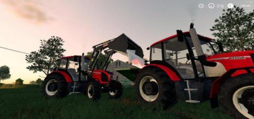 Photo of FS19 – Zetor Proxima 85 Tractor V1