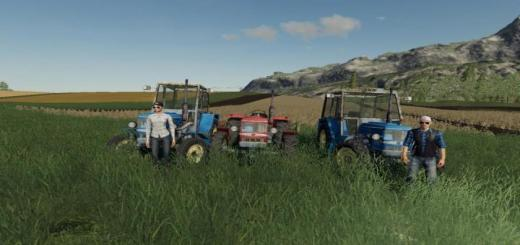 Photo of FS19 – Zetor Ur1 Pack V1