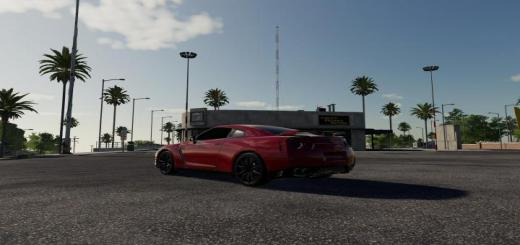 Photo of FS19 – 2015 Nissan Gtr V1