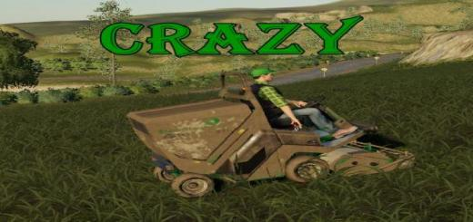 Photo of FS19 – Amzazone Profihooper Crazy Version Crazy V1.0.0.2