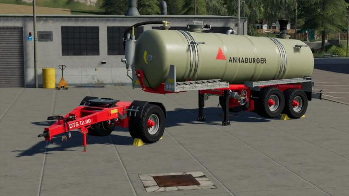 FS19 - Annaburger Htd Pack V1.1