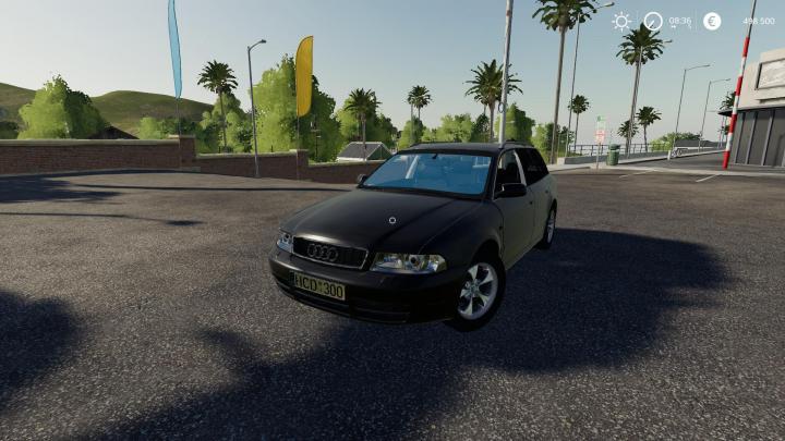 FS19 - Audi A4 B5 V1