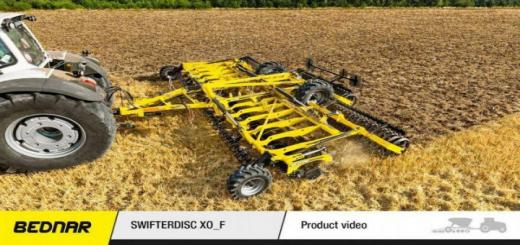 Photo of FS19 – Bednar Swifterdisk Xo 6000F V1