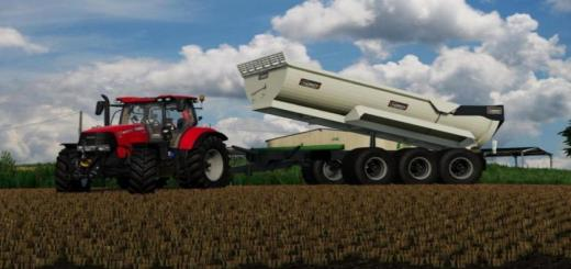 Photo of FS19 – Benne Hardy Tp Trailer V1