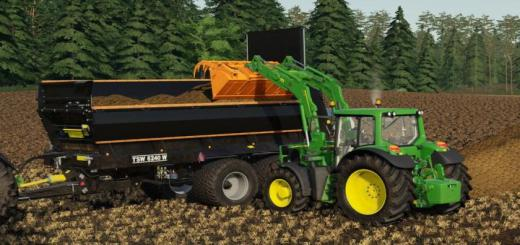 Photo of FS19 – Bergmann Tsw 6240W V1