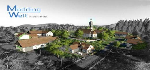 Photo of FS19 – Bernies Hinterkaifeck Map V3.0.3