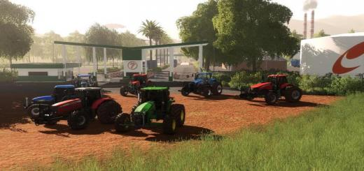 Photo of FS19 – Br Tractors Pack V1