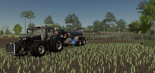 Photo of FS19 – Briri Fieldmaster V1.1.0